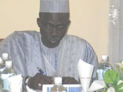 NW Governor Abakar Ahamat