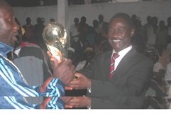Kumbo Mayor to give more than a trophy