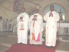 Mgr Bakot's Tahnksgiving Mass 2