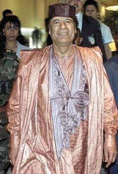 Qaddafi-shawl