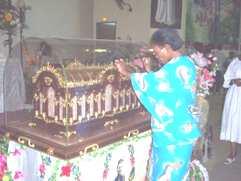 Réliques Sainte Thérèse 012