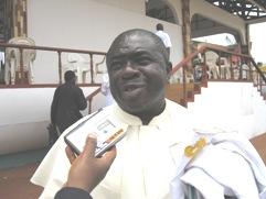 Fr Olivier Ngam