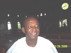 Chief Abert Ngwana