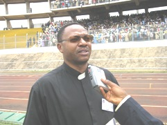 Father Jean Pierre Mukengeshayi