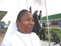 Reverend Sister Jeanette Nzike
