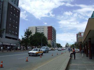 Maseru_Lesotho_Africa