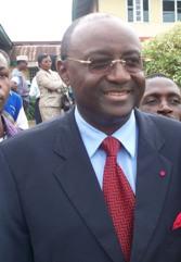 Prof Moukoko Mbonjo