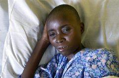 AIDS patient