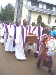 Fr. John Kubuo's casket (treated)