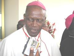 Mgr Immanuel Bushu