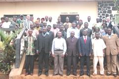 Water policy seminar