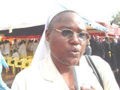 Sr. Adèle Gatsi, Holy Family Congregation Bafoussam