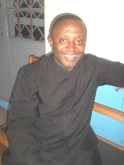 Fr celestine Diang