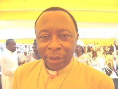 Mgr. Diedonné Watio, Bishop of Nkongsamba