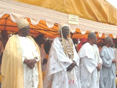 Traditional Dignitories present at the ceremony (5)