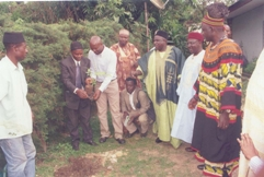 Traditional rulers environment