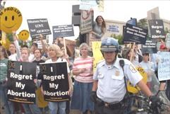 Anti-abortion-activists