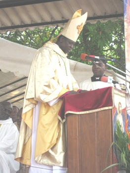 Mgr Kléda speech