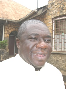 Fr. Oliver Gam