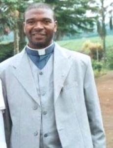 Fr. Bath and Late Rev.Fr.Mike Ngwa Suh