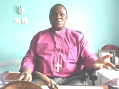 Rt Rev Dibo Elango Bishop of Anglican Church Cameroon