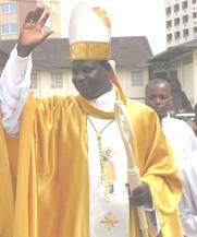 Mgr. Samuel Lkeda