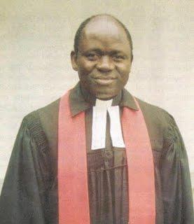 Rev Festus Ambe Asana pcc