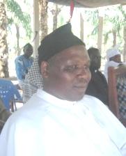 Fr. Julius Vershiyi, Ako Parish Priest
