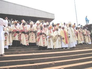 Bishops of cameroon