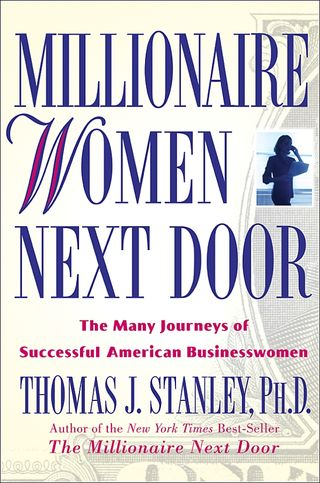 Millionnaire woman