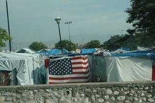 Haiti-tents