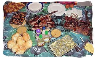 Barbecue-meal-southafricantraditionalfood