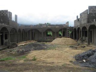 Muea Parish Presbytery Project under construction