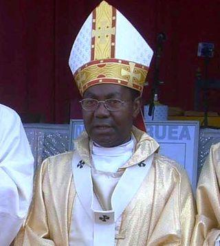 Mgr. Cornelius Esua