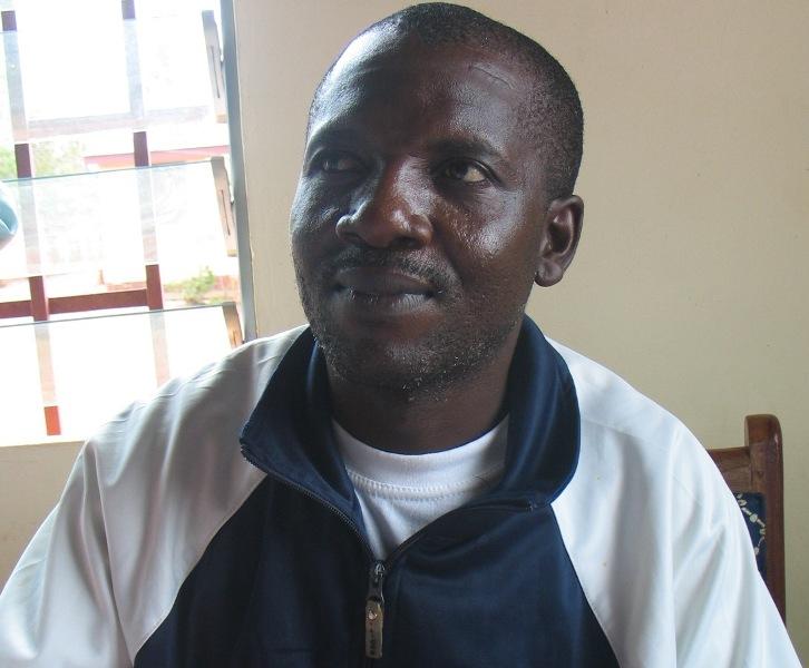 Ndonwi Martin