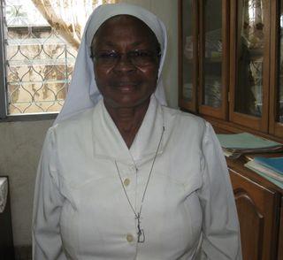 Rev. Sr. Gertrude Bekele