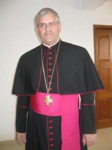 Bishop Reinhard Hauke