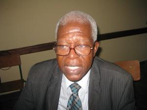 Prof Siméon Ombiono