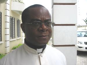 Mgr. Fidèle Mabegle