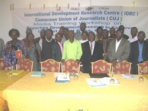 IDRC Wrkshop Participants