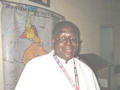 Fr. Moses Tazoh