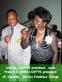 Shesa Yde President2