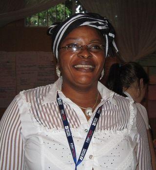 Mme Laura Anyola Tufon- J & P Coordinator