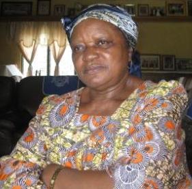 Mama Chrysentia Lainjo Sanosi