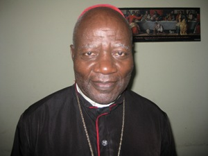 Mgr. Antoine Ntalou