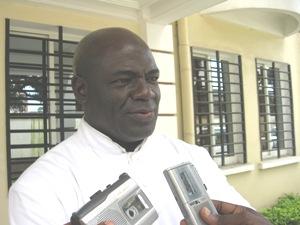 Mgr. Paul Nyaga