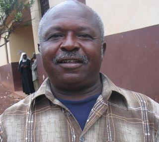 Commissioner Blaise Tambe Mbincho