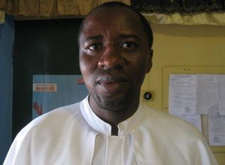 Rev. Fr. Michael Mua Ebua
