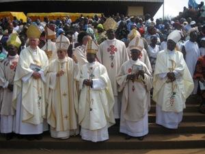 Bishops present for Jubilee 2