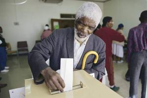 Voting in Africa